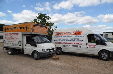 The Isle of Wight's Tyre Specialists